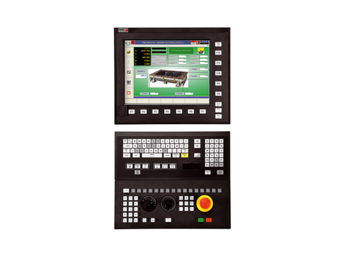 Fagor 8070 CNC - Turnkey CNC Retrofit Solution