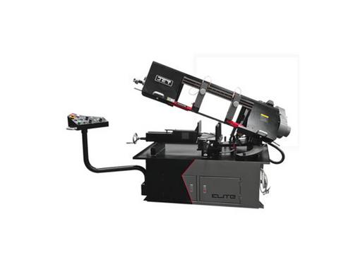 "Jet EHB-1018VM, Elite 10"" x 18"" Semi-Automatic Variable Speed Dual Mitering Bandsaw"