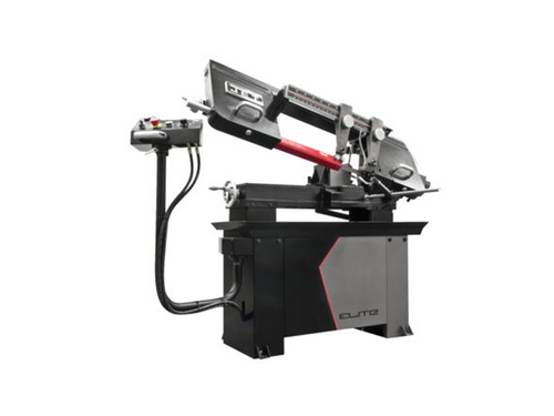 "Jet EHB-8VS, 8"" x 13"" Variable Speed Horizontal Bandsaw"