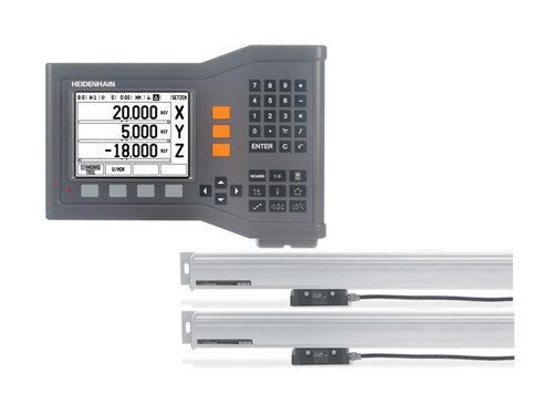 Heidenhain - ND522-523, 2/3 Axis, Mill/Lathe DRO Kit