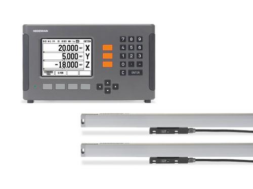 Heidenhain - ND780, 2/3 Axis, Mill/Lathe DRO Kit