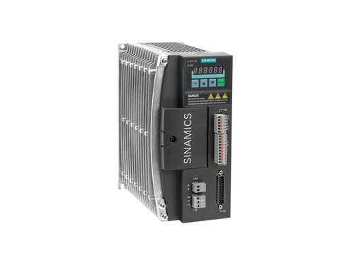 1.2 KW SINAMICS V60 Servo Power Module, 3AC 220-240V, 6A