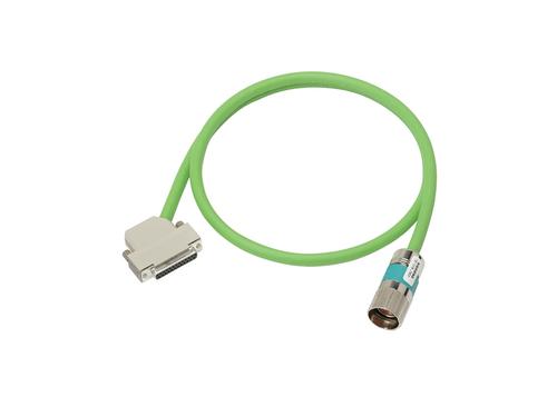 10m Pre-assembled Signal Cable for 1FL5 Motors