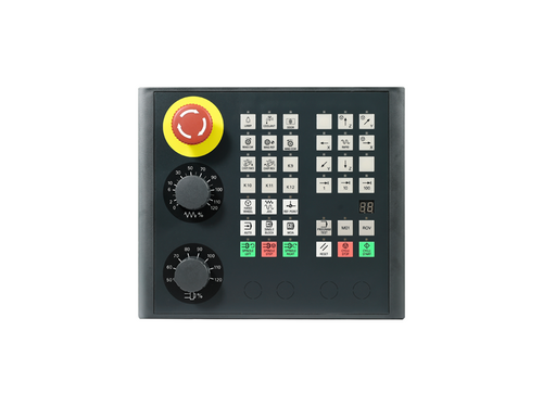 SINUMERIK 808D Adv. Machine Control Panel (MCP) Vertical with Handwheel
