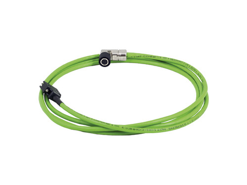 10m Pre-assembled Signal Cable for 1PH1 Incremental Encoder Motors
