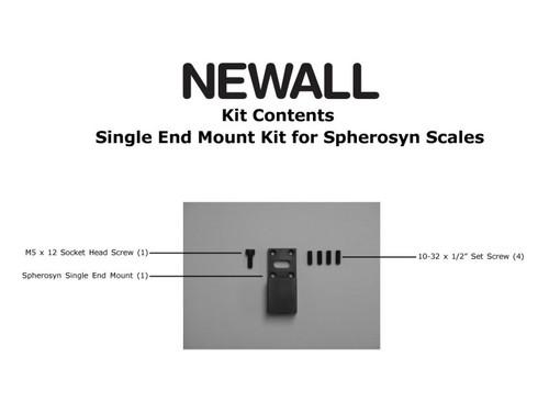 Single End Mount for Spherosyn® Scale