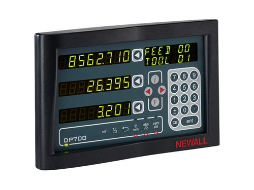 Newall DP700 3-Axis Mill DRO Kit