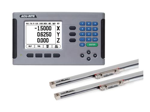 Acu-Rite 200S Lathe DRO Kit