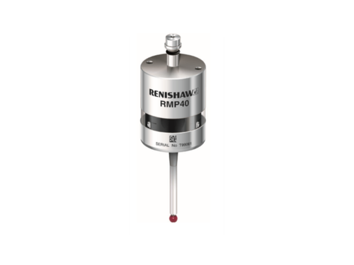 Renishaw RMP40 Radio Transmission Part Probe for Machining Centers