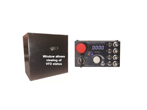 Servo Variable Frequency Drive PLUS Retrofit Kit (VFD) for Bridgeport Type Milling Machines