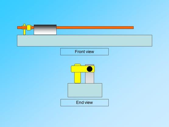 Installing Newall Digital Readouts / Linear Encoders on
