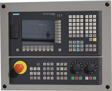 Siemens SINUMERIK 808D Low-Cost CNC Kit for Milling