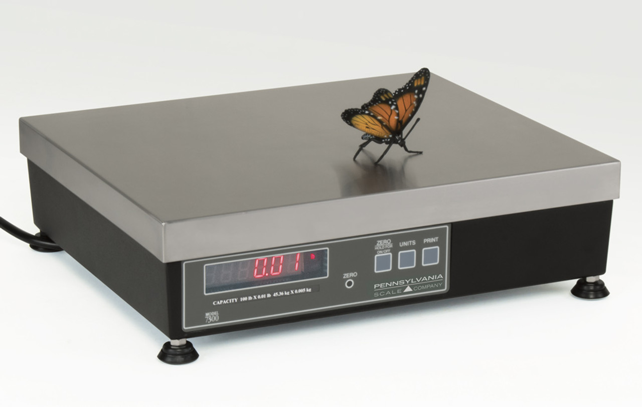 Pennsylvania 7300 Series Heavy Duty Bench Scale