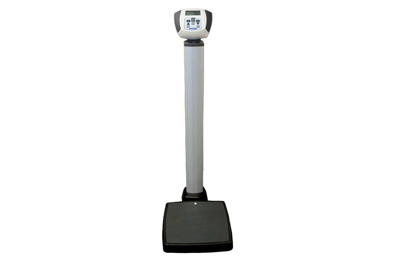 Health o meter 599KL Heavy Duty Waist High Digital Scale