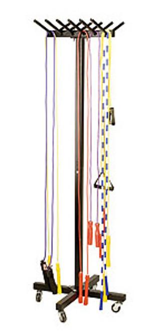 Mobile Jump Rope Rack