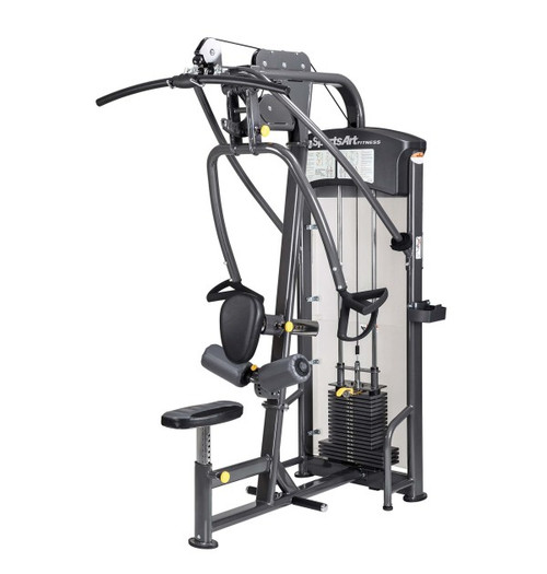 SportsArt Dual Function Lat Pulldow/Mid Row