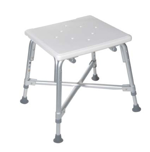 Drive Medical Deluxe Bariatric Bath Bench with Cross Frame Brace