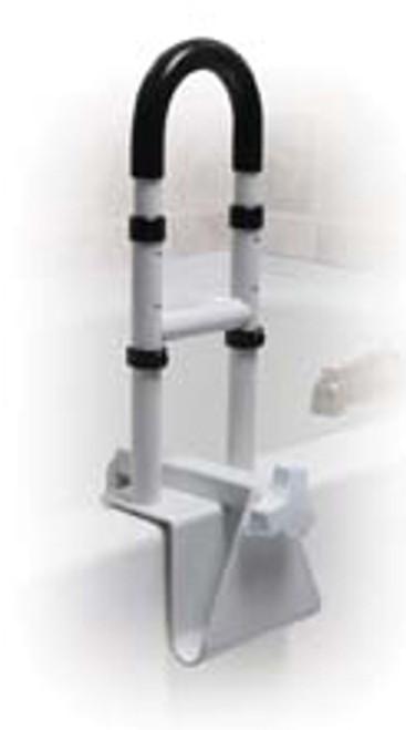 Drive Medical Adjustable Height Clamp on Tub Rail