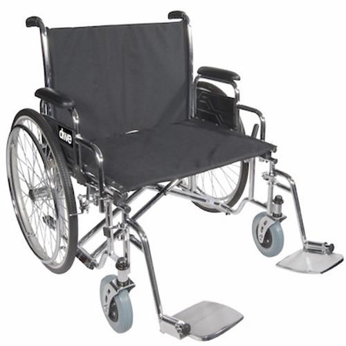 Drive Medical Sentra EC Heavy Duty Extra Wide Wheelchair