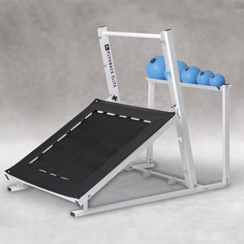 PlyoBack Elite Rebounder Package