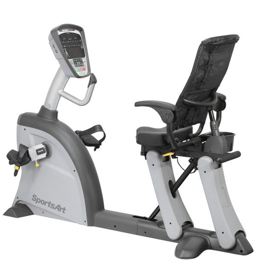 SportsArt C521M Medical Recumbent Cycle