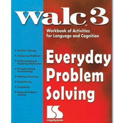 WALC 3 Everyday Problem Solving