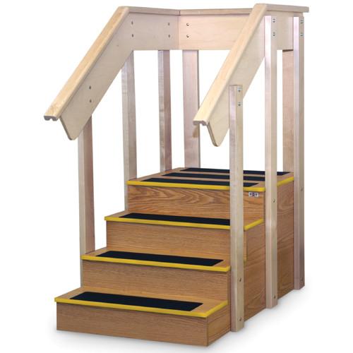 Hausmann Straight Staircase