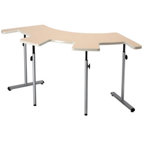 Adjustable Therashape™ Table with Comfort Curves