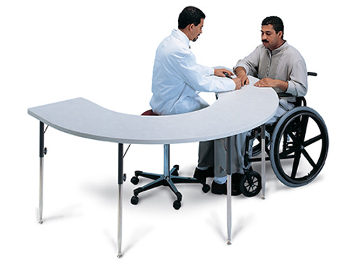 Hausmann Horeshoe Therapy Table