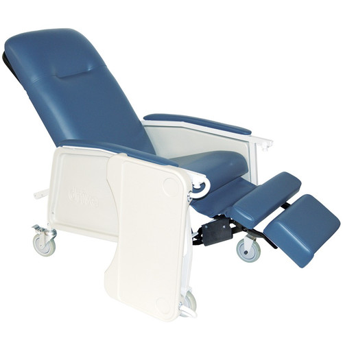 Drive Medical 3-Position Residential Recliner, Bariatric