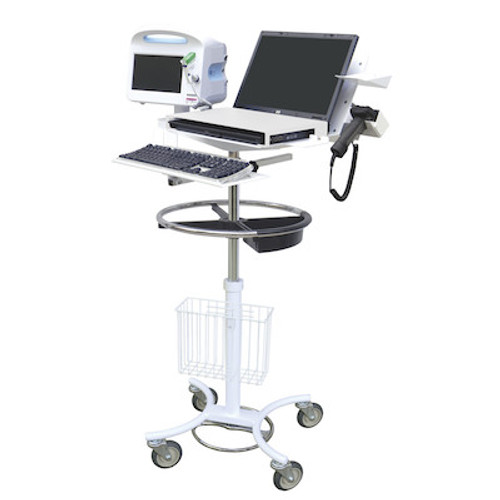 Omnimed Laptop/Vital Signs Stand