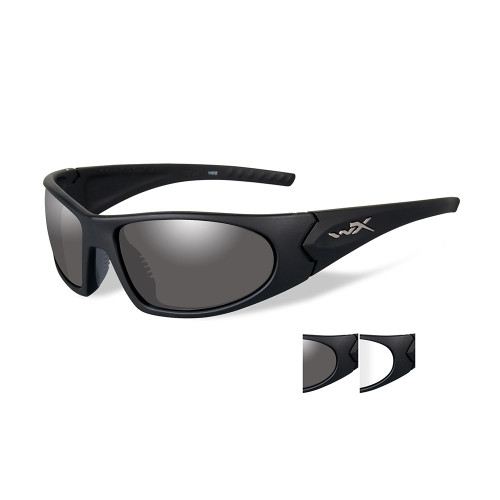 Wiley X Romer 3 | Two Lens w/ Matte Black Frame