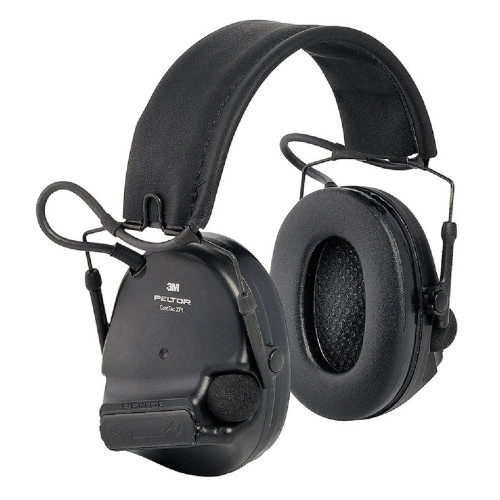 Comtac XPI Headset Black