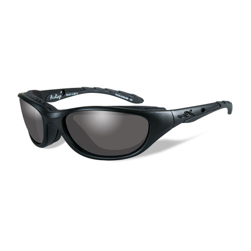 Wiley X AirRage | Smoke Grey Lens w/ Matte Black Frame