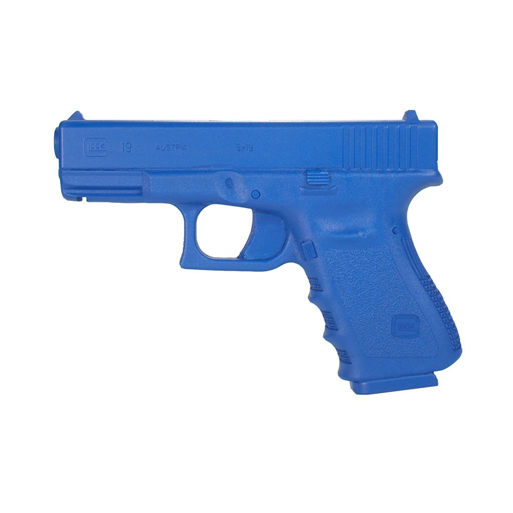 Glock 23/19   Blue Gun