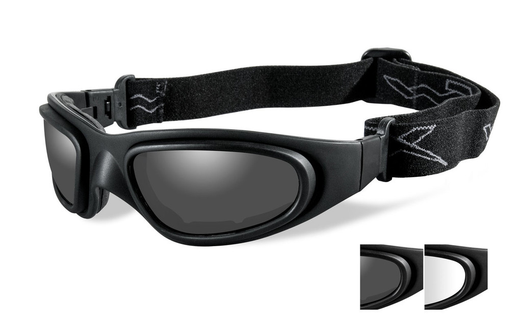 Wiley X SG-1 | Two Lens w/ Black Frame