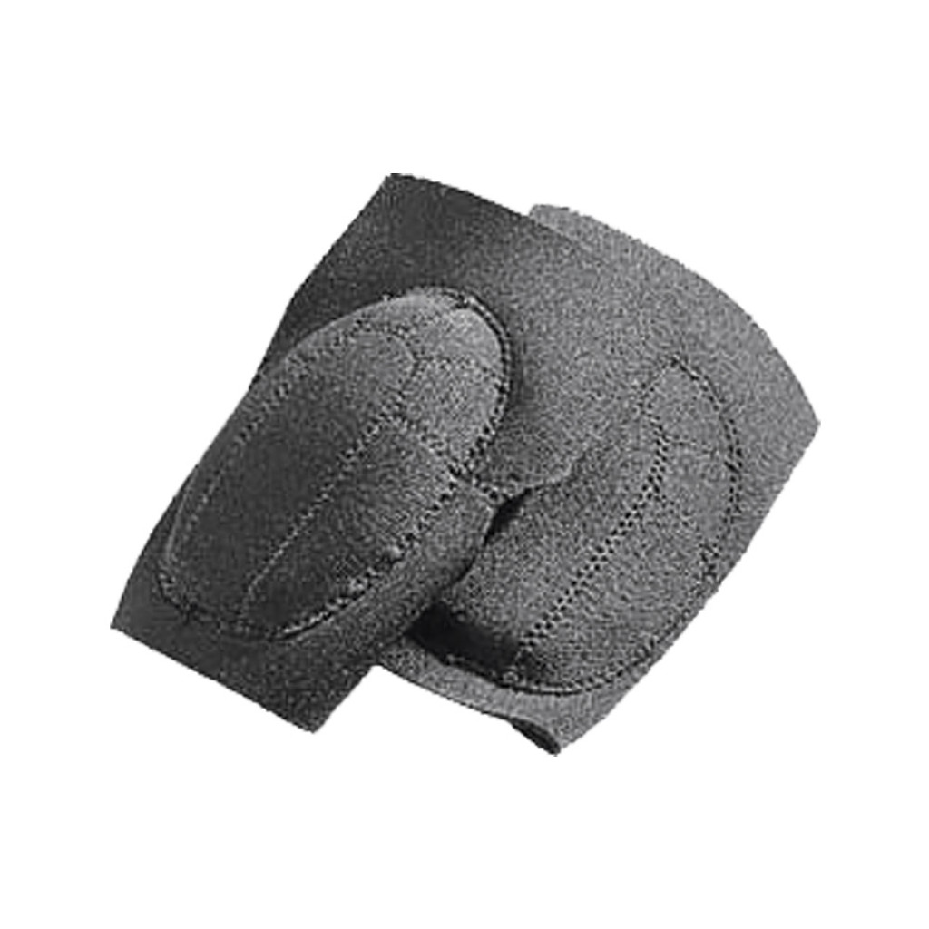 Soft Elbow Guards Black