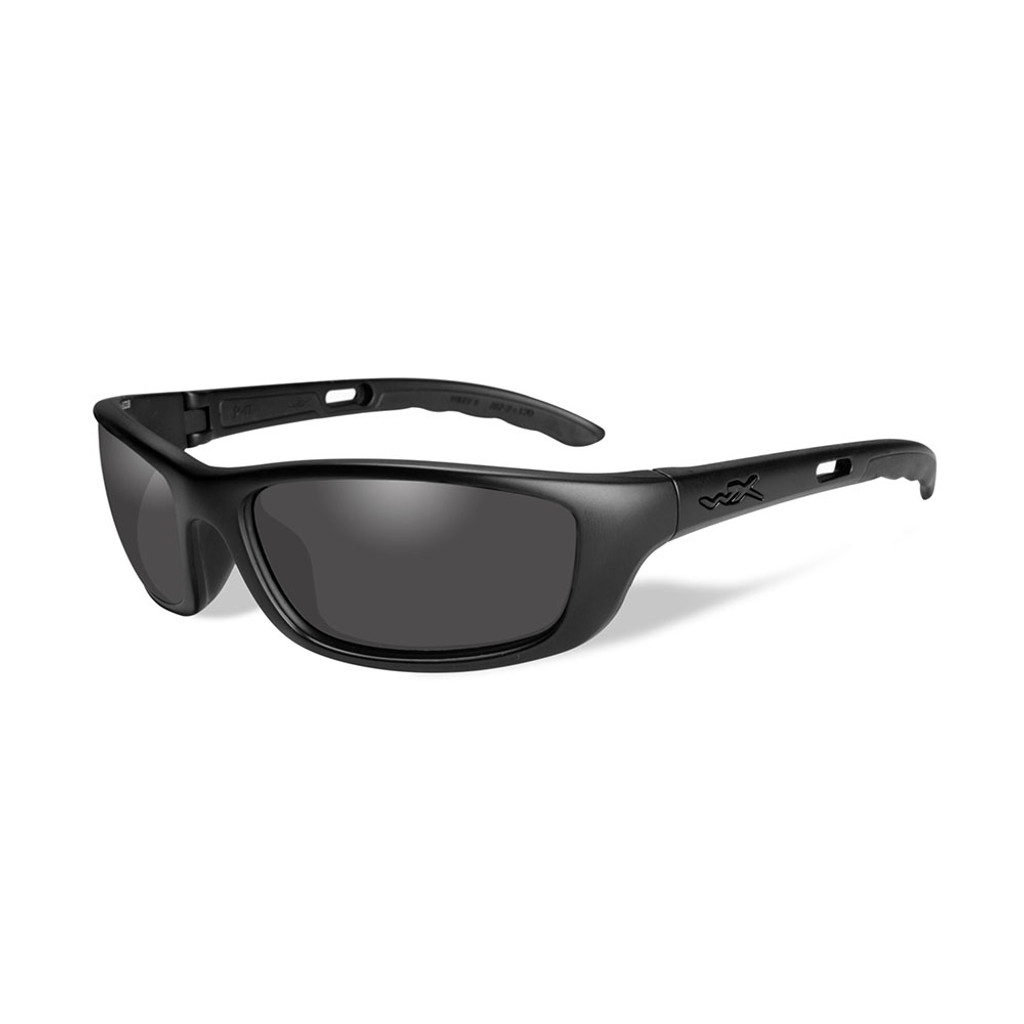 Wiley X P-17M | Smoke Grey Lens w/ Matte Black Frame
