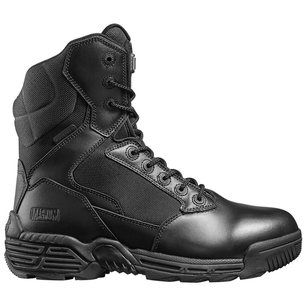 Stealth Force Side Zip Boot