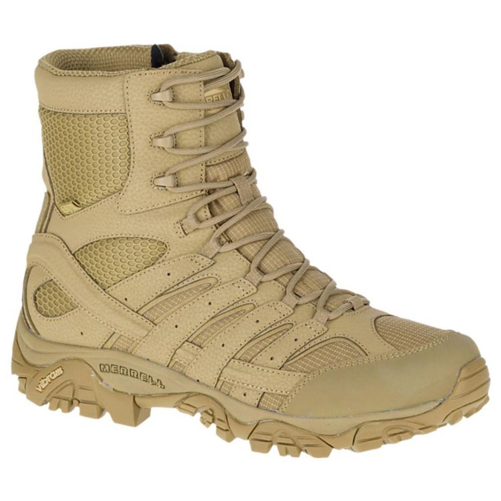 Moab 2 Tactical 8  Boot Coyote Tan