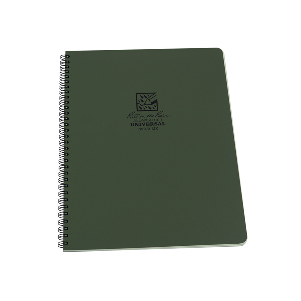 973-MX Maxi-Side Spiral Notebook