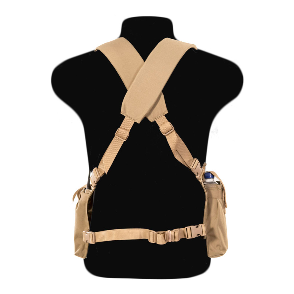 Low Profile M4 Chest Rig