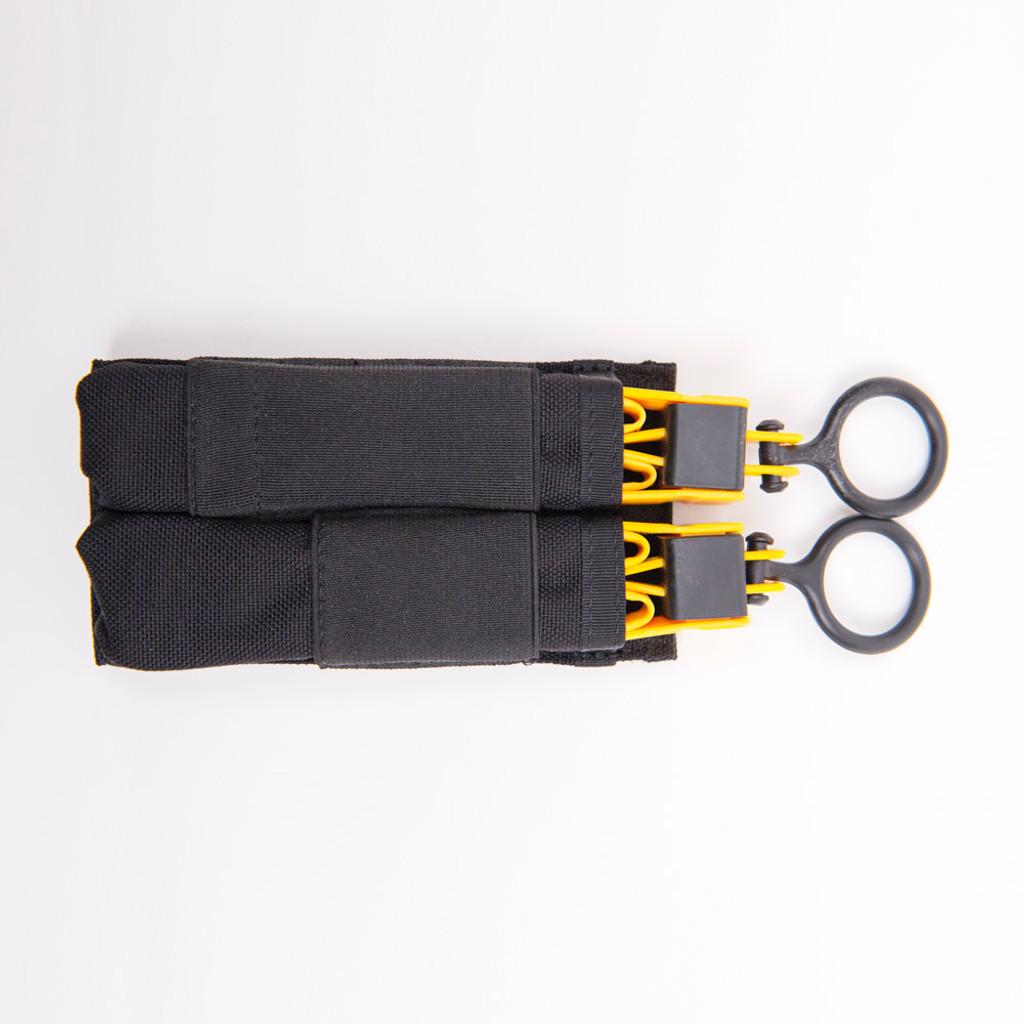 Double Flex Cuff Carrier
