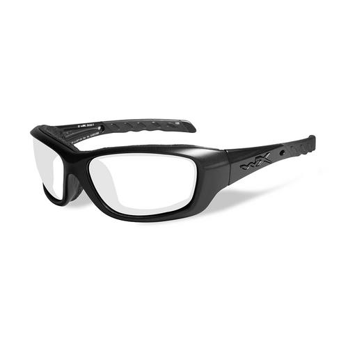 Wiley X Gravity | Clear Lens w/ Matte Black Frame