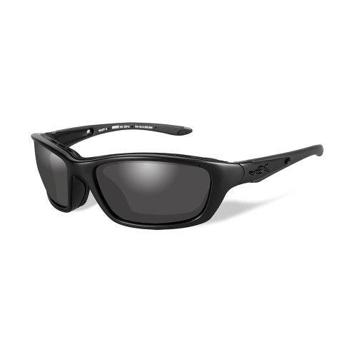 Wiley X Brick | Smoke Grey Lens w/ Matte Black Frame