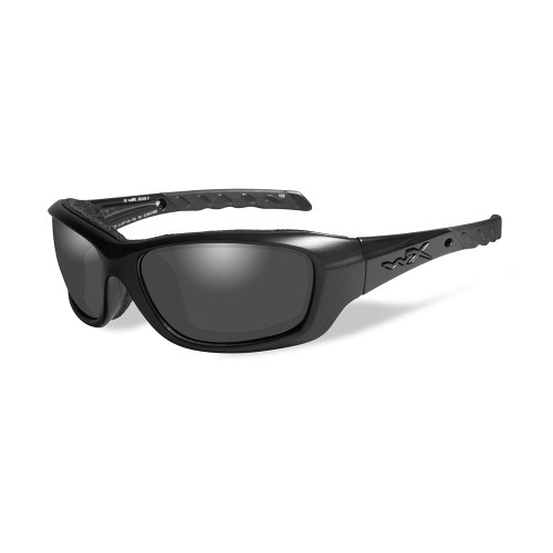 Wiley X Gravity | Smoke Grey Lens w/ Matte Black Frame