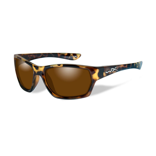 Moxy | Polarised Bronze Lens w/ Gloss Demi Frame