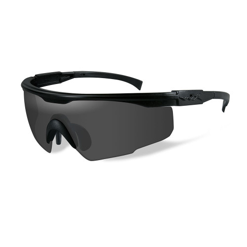 Wiley X PT-1S | Smoke Grey Lens w/ Matte Black Frame