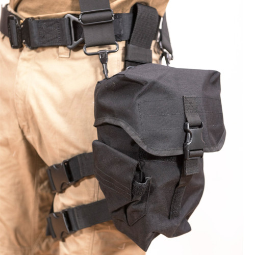 Modular 3-Way Gas Mask Bag