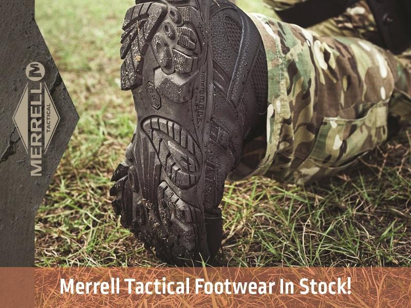 Merrell Tactical Footwear